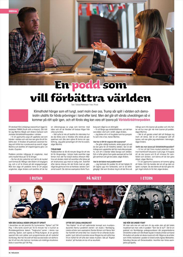 d49e0398e694 Nollelva – Norrköpings Nöjestidning