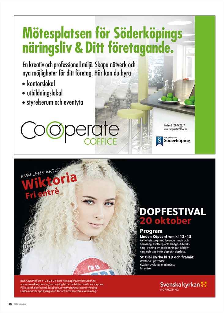5586cf08d9c9 Affärsstaden Marknad East Sweden nr 8-2018