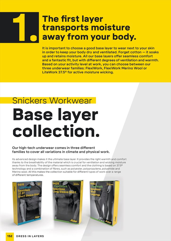 efe1a136fb0 Snickers Workwear UK